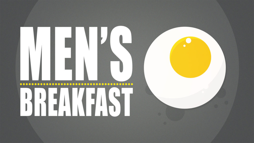 Mens Breakfast - Full