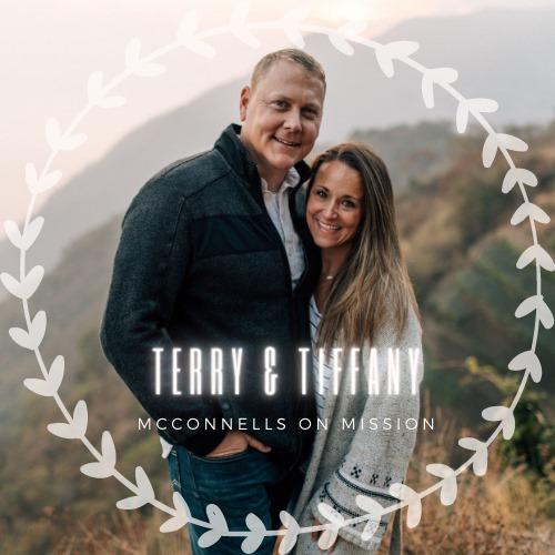 Terry & Tiffany McConnells